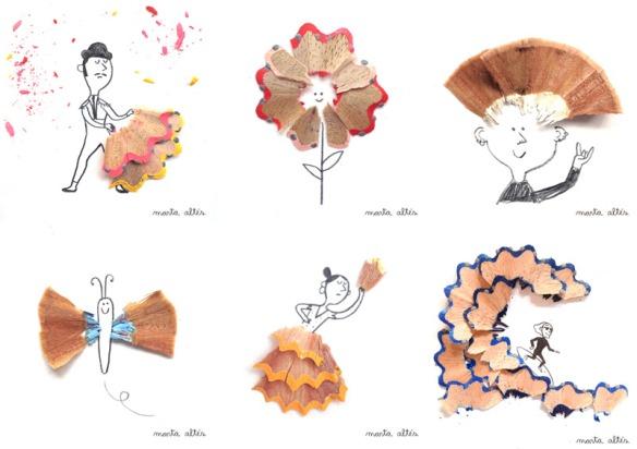 Dibujos de Marta Altés