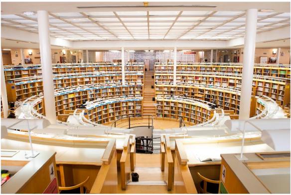 Biblioteca María Moliner, Universidad Carlos III