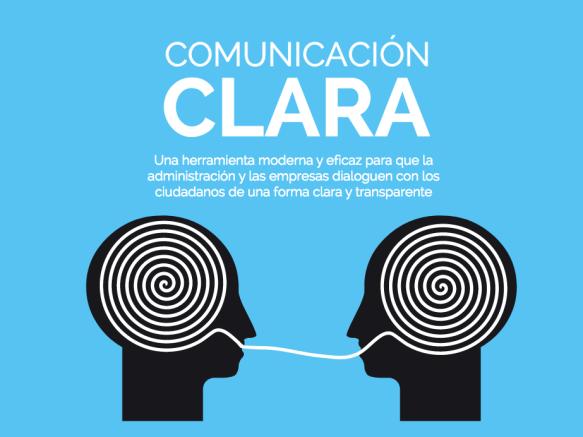 Portada del manual Comunicación clara