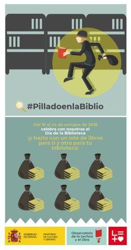 Imagen #PilladoenlaBiblio.jpg